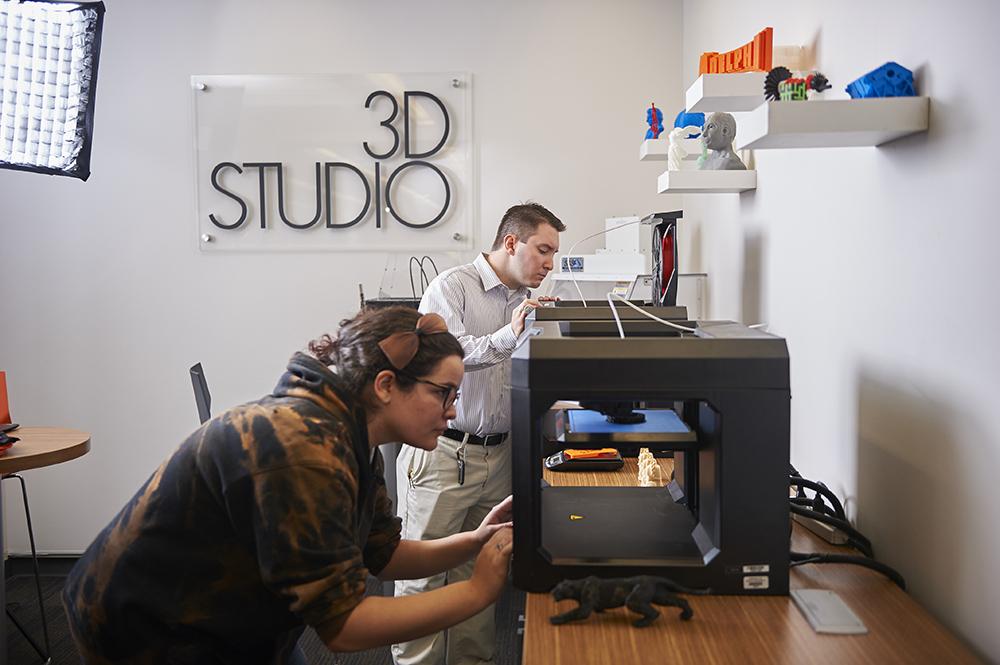 Adelphi 3D Lab