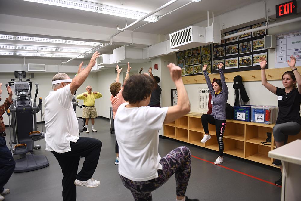 Adelphi Group Fitness